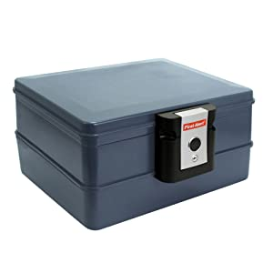 9. First Alert 2030F 0.39 Cubic Feet Fire and Water Safe