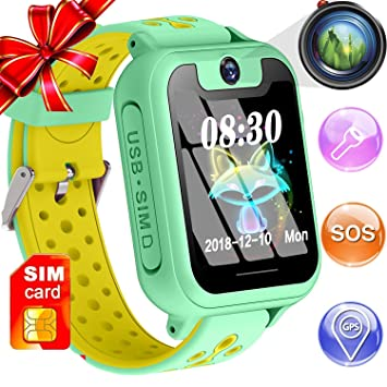 GYR Kids Smartwatch 1.44