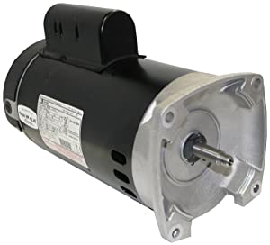 A.O. Smith B2840 2.5HP 230V Pool Pump Motor 56Y Frame Square Flange