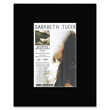 amazon com sarabeth tucek get well soon mini poster 13 5x10cm