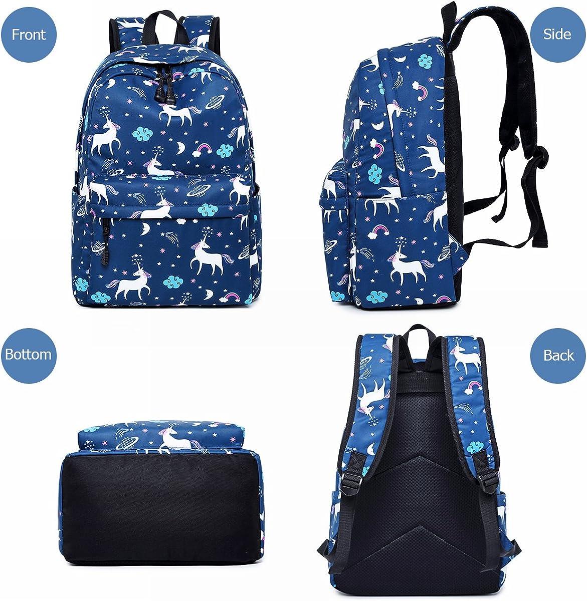 Girls Backpacks Libay Student Bookbag Lightweight Teen Girls Laptop School Bags