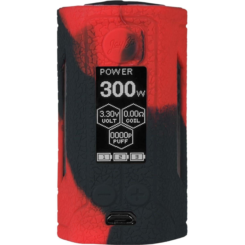 Schwarz-Blau CEOKS f/ür Wismec RX Gen3 Dual 230w H/ülle RutschfestSch/ützende Silikon-H/ülle-Abdeckungs-Verpackungs-Haut f/ür Wismec RX Gen3 Dual 230w Segeln Skin /Ärmel Case Cover
