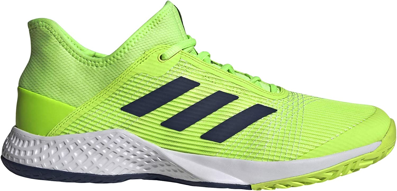 adidas Adizero Club, Scarpe da Tennis Bambino Versen Ftwbla Indtec