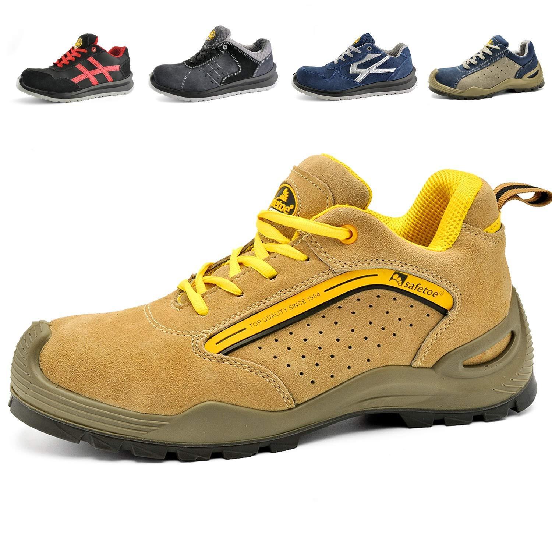 Zapatos de Seguridad Deportivos para Hombres - 7296Y Calzados de ...