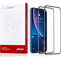 2-Pack Ainope Screen Protector Compatible iPhone XR (0.33)