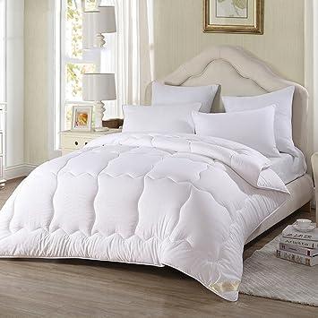 Amazon.com: Colcha de algodón de calidad para invierno, está ...