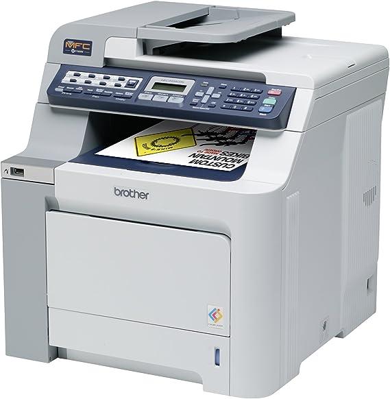 Brother Mfc 9450cdn Multifunktionsdrucker Computer Zubehör