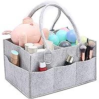Baby Diaper Caddy Organizer,Baby Diaper Caddy Organizer for Boys and Girls, Nursery Storage Bin for Changing Table…