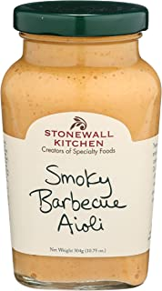 product image for Stonewall Kitchen Smoky Barbecue Aioli, 10.5 Ounces