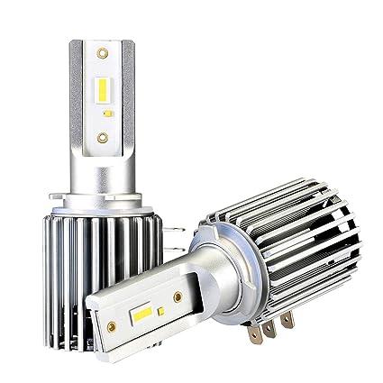 H15 Led Headlight Novisght Led Bulbs As Drl High Beam Aoto Bulbs
