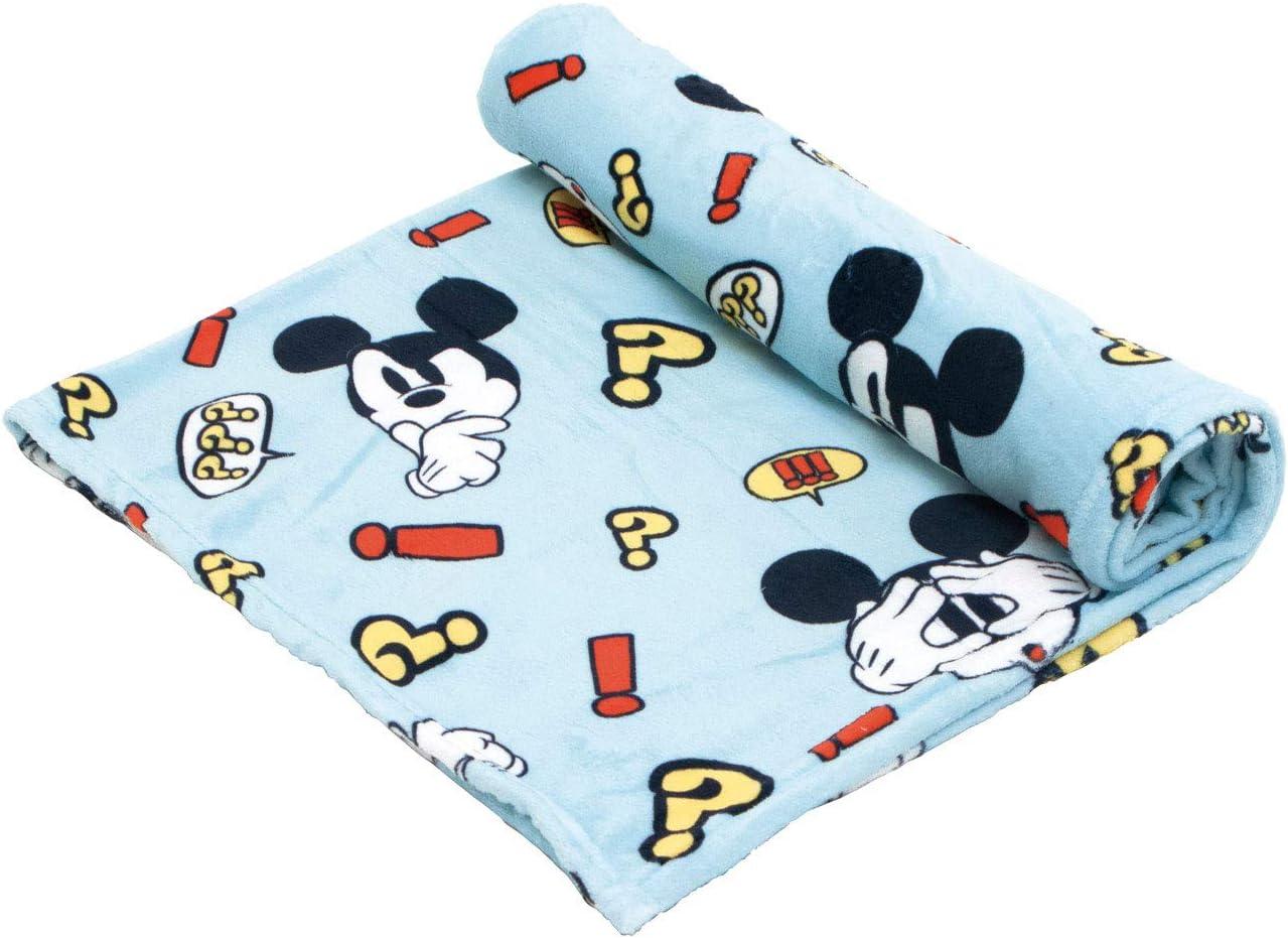 ARDITEX – Manta Polar Modelo Mickey Mouse