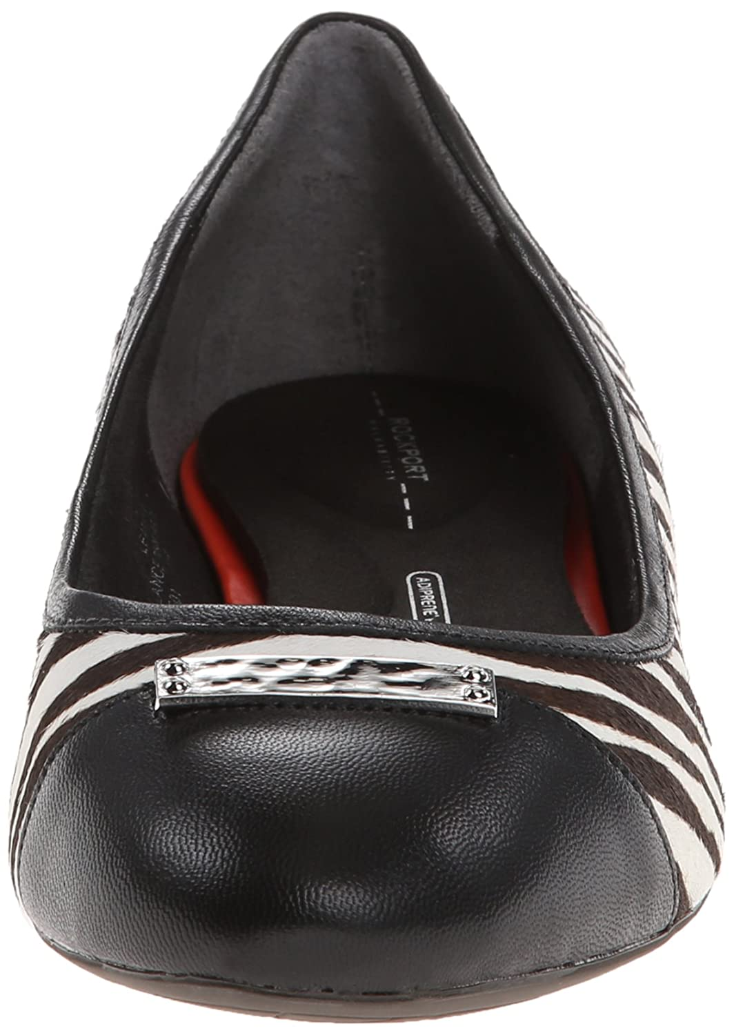 Rockport Womens Total Motion Wedge Ballet Flat