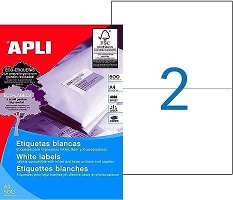 Amazon.com: Agipa 10787 - Etiquetas para impresoras de ...