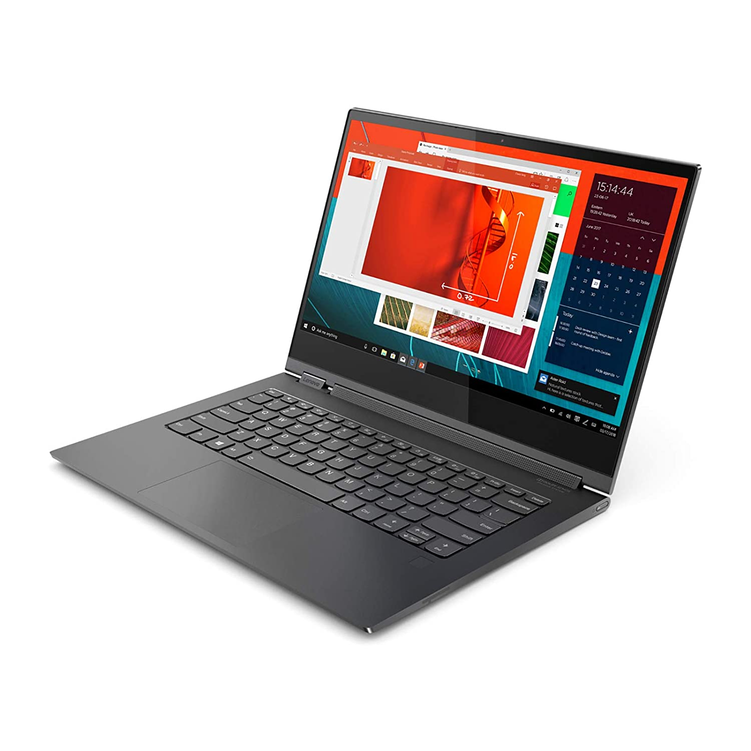Lenovo Yoga 81C4004-GAX 2-in-1 Laptop, Intel Core i7