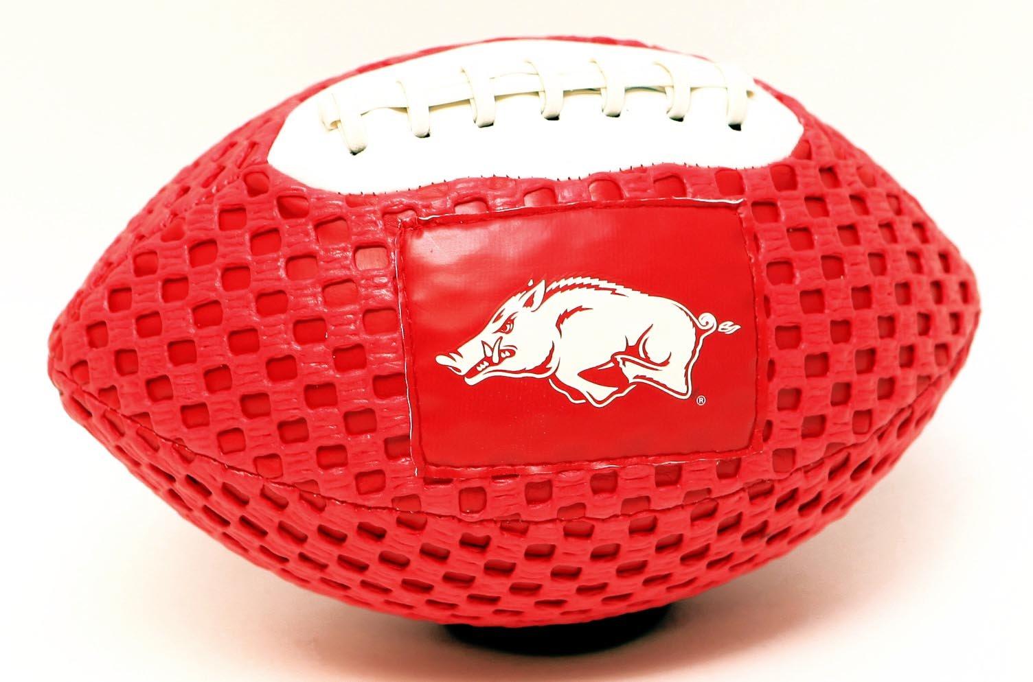 Arkansas Razorbacks Fun Gripper 8.5 Football NCAA
