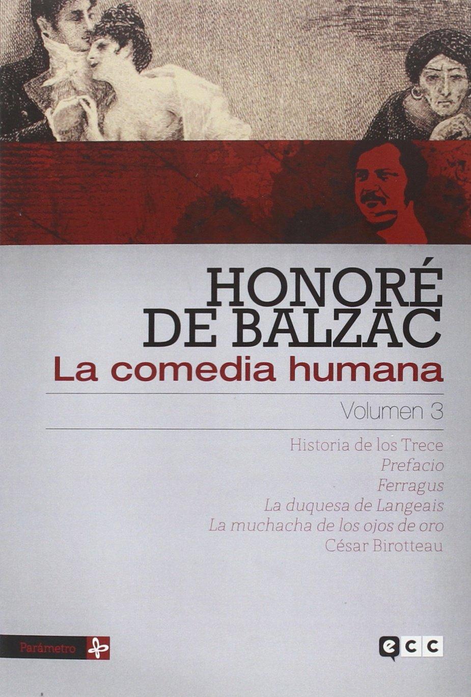 La comedia humana de Balzac completa vol. 3: Amazon.es: Honoré Balzac: Libros