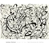 No. 14 (Gray) Art Print Art Poster Print by Jackson Pollock, 32x26