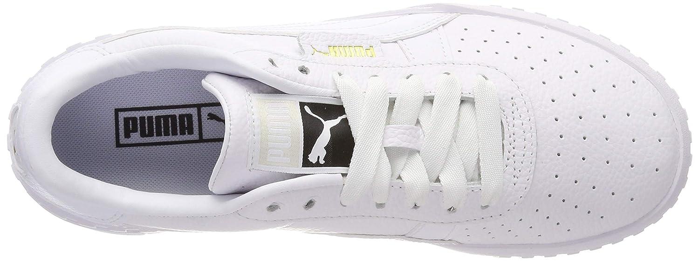 Amazon.com | PUMA Cali Womens White Sneakers-UK 7 / EU 40 | Fashion Sneakers