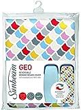 Sunbeam Ironing Board Cover Geo Revers 1 pc