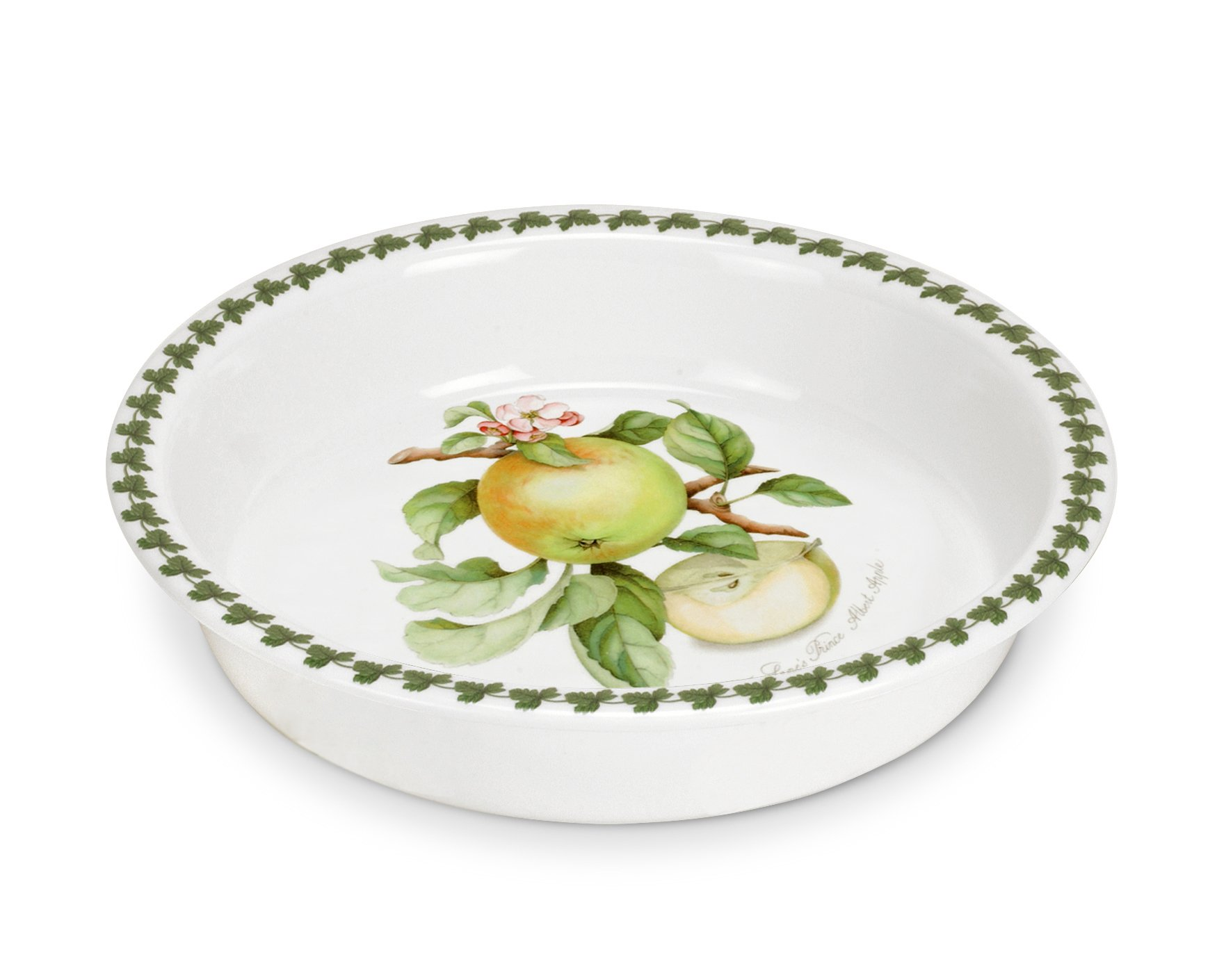 Portmeirion Apple Harvest 10.5''x2'' Pie Dish