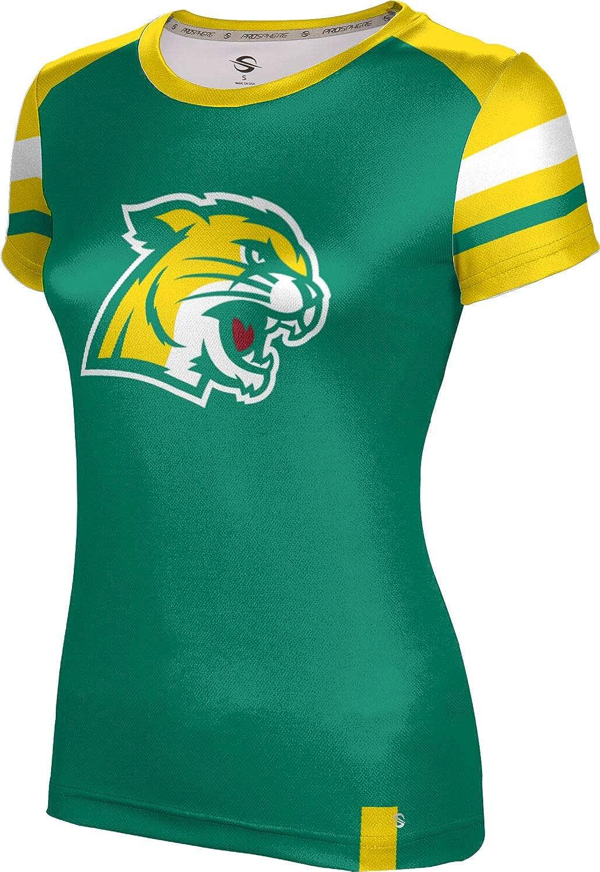 ProSphere Northern Michigan University Girls Performance T-Shirt Old School