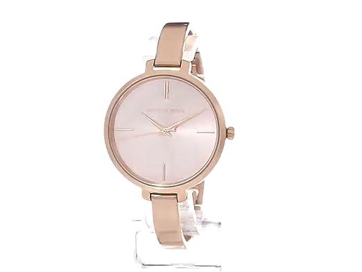 1abb7ecae16a Amazon.com  Michael Kors Women s Jaryn Rose Gold-Tone Watch MK3547  Michael  Kors  Watches