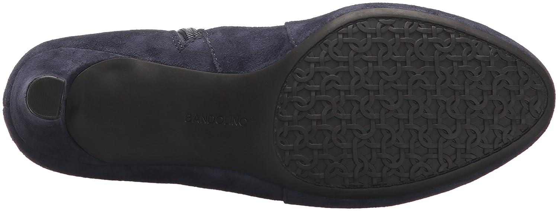 Bandolino Women's Lappo Ankle Boot B06Y1G8625 10.5 B(M) US|Navy