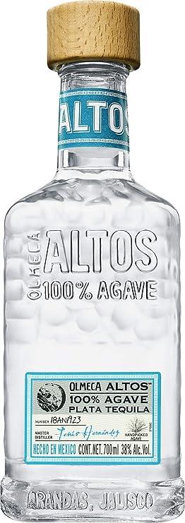 Olmeca Altos Tequila Plata, 70 cl