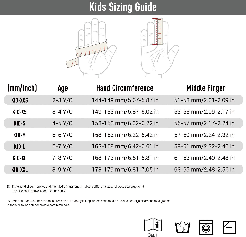 und Arbeitshandschuhe,Kunstlederpalmen Vgo Kinder 2-4 J.A 1 Paar, Kid-XS, Violett + Kaninchen, KID-SL7362 Garten