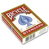 Toyland Bicycle Red Deck Poker Size Index Playing Cards, Standard (Multicolour, 1033762)