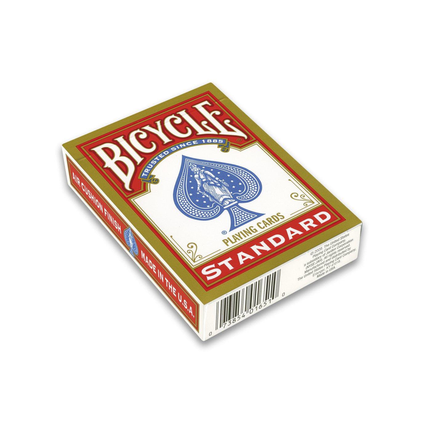 Bicycle 1033762 Baraja Poker standard Modelos Aleatorios Naipes Heraclio Fournier