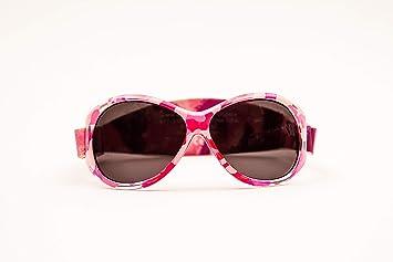 c4b4c1f738 Baby Banz rétro Banz ovale bébé Lunettes de soleil, Rose Diva Camo, 0–