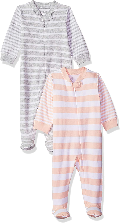 Essentials Baby-Jungen 2-Pack Sleep and Play