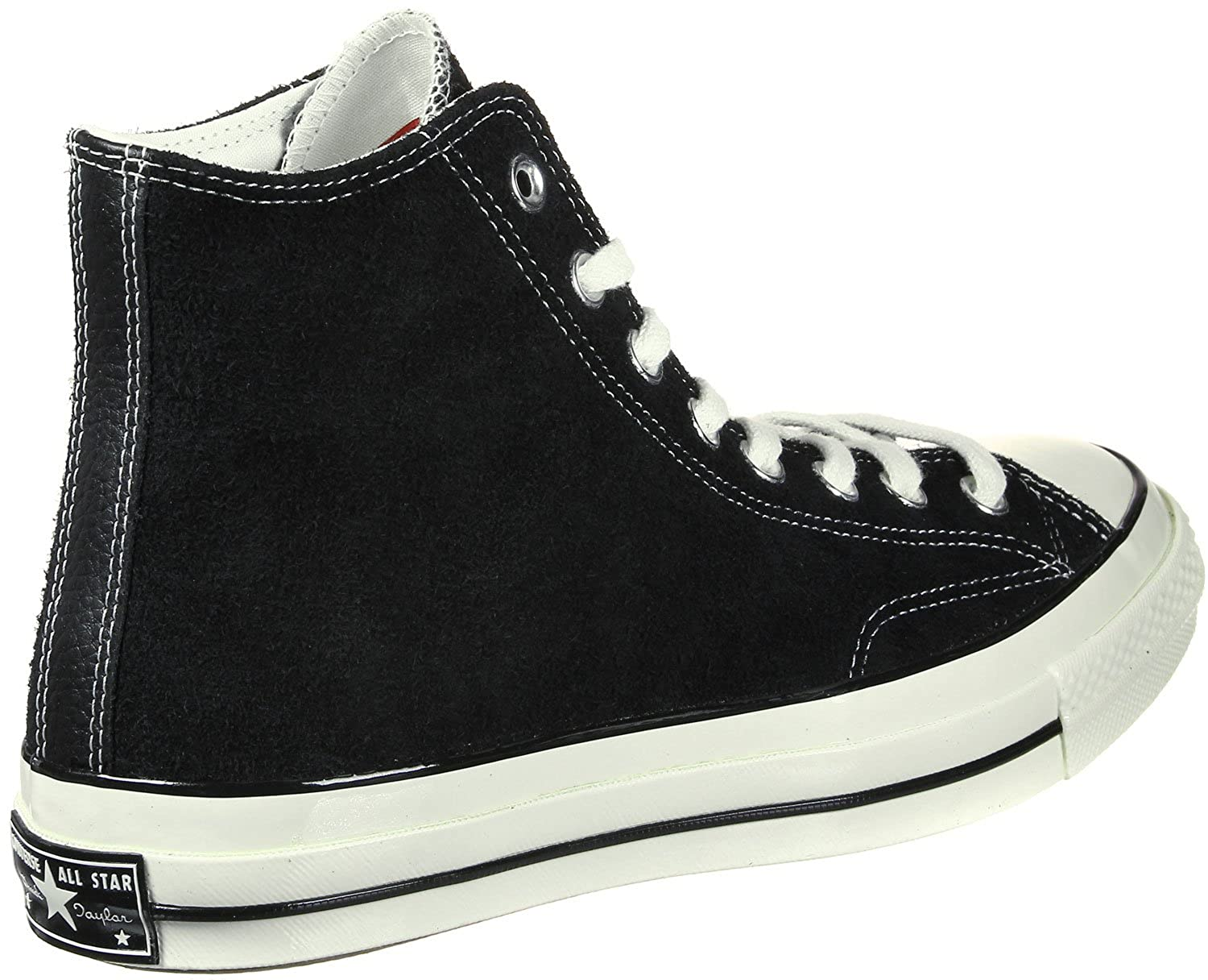 dd5da3b912ffb5 Converse All Star 70 Hi Shoes Black egret  Amazon.co.uk  Shoes   Bags