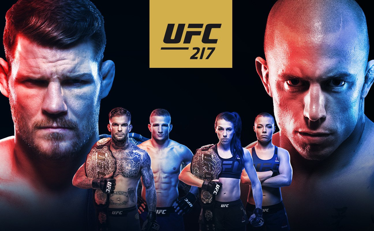 Watch Get Ready for UFC 217 | ...