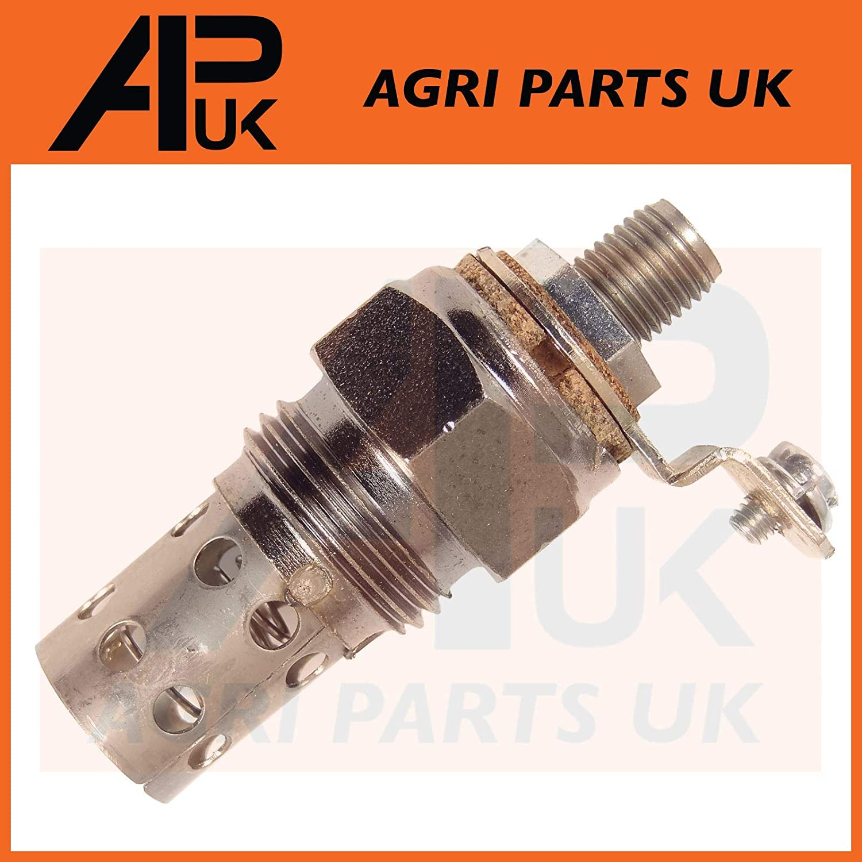 APUK Glow Heater Plug Compatible with Massey Ferguson 35 35X 65 135 165 168 175 178 185 188 Tractor