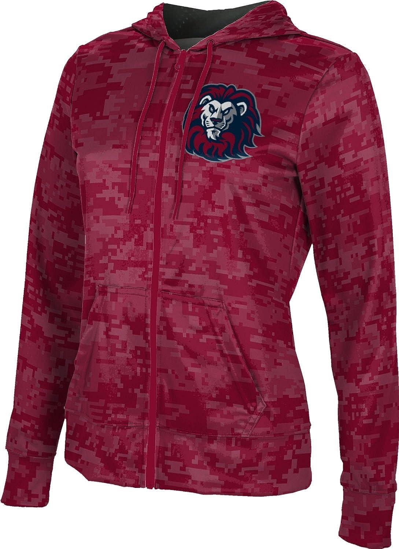 Digi Camo ProSphere Loyola University Maryland Girls Zipper Hoodie School Spirit Sweatshirt