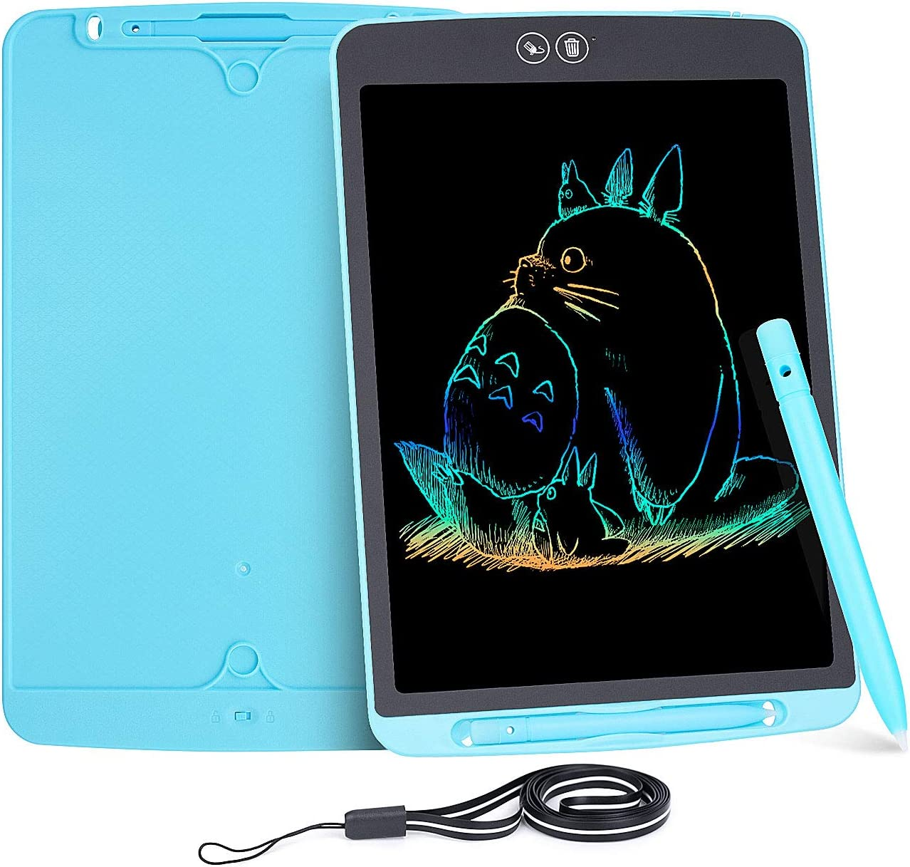 Tableta de Escritura Color LCD 12