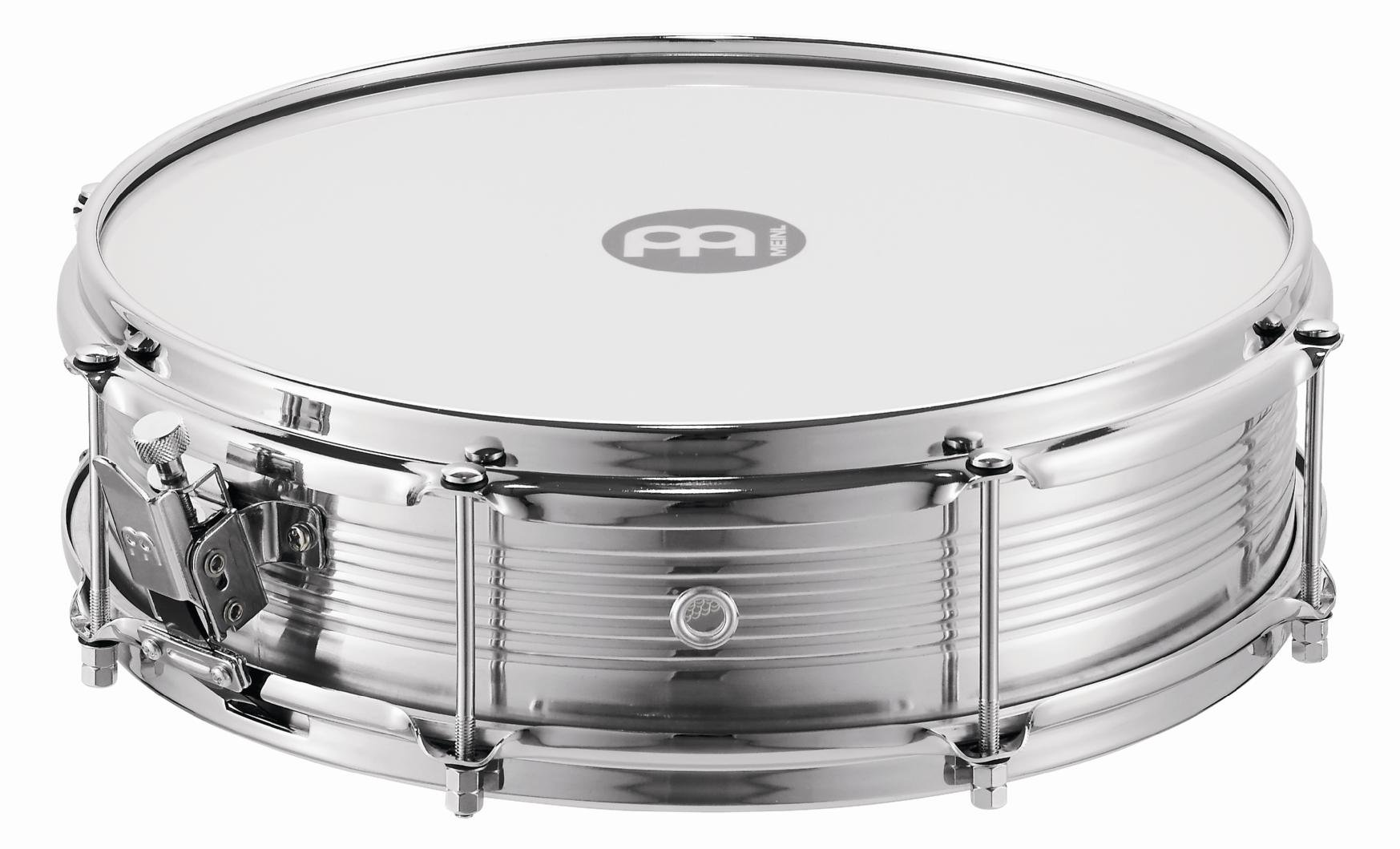 Meinl Percussion 14'' Caixa Drum with Aluminum Body - NOT MADE IN CHINA - Equipped with Steel Snare Wires and Throw-Off, 2-YEAR WARRANTY (CA14)