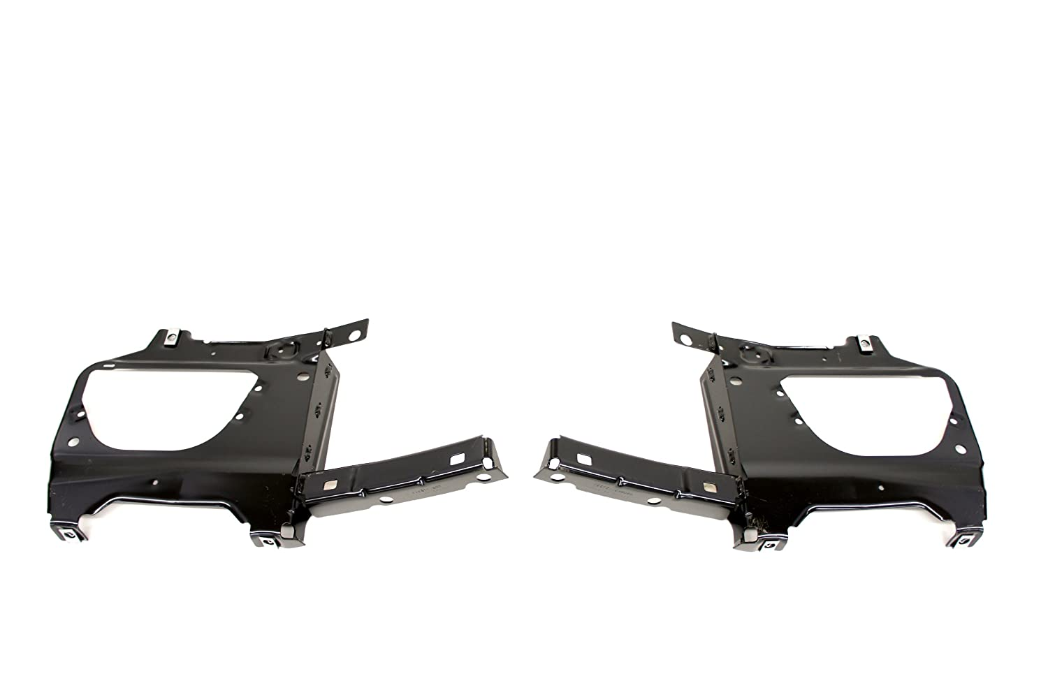 Genuine Chrysler Parts 68064329AB Front Bumper Bracket Set