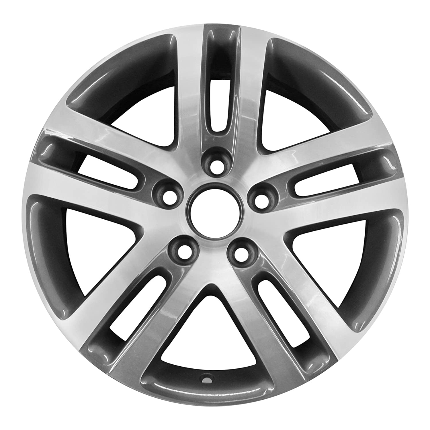 amazon 16 replacement rim for volkswagen jetta 2005 2016 wheel 2017 VW Jetta White Silver amazon 16 replacement rim for volkswagen jetta 2005 2016 wheel 69812 automotive