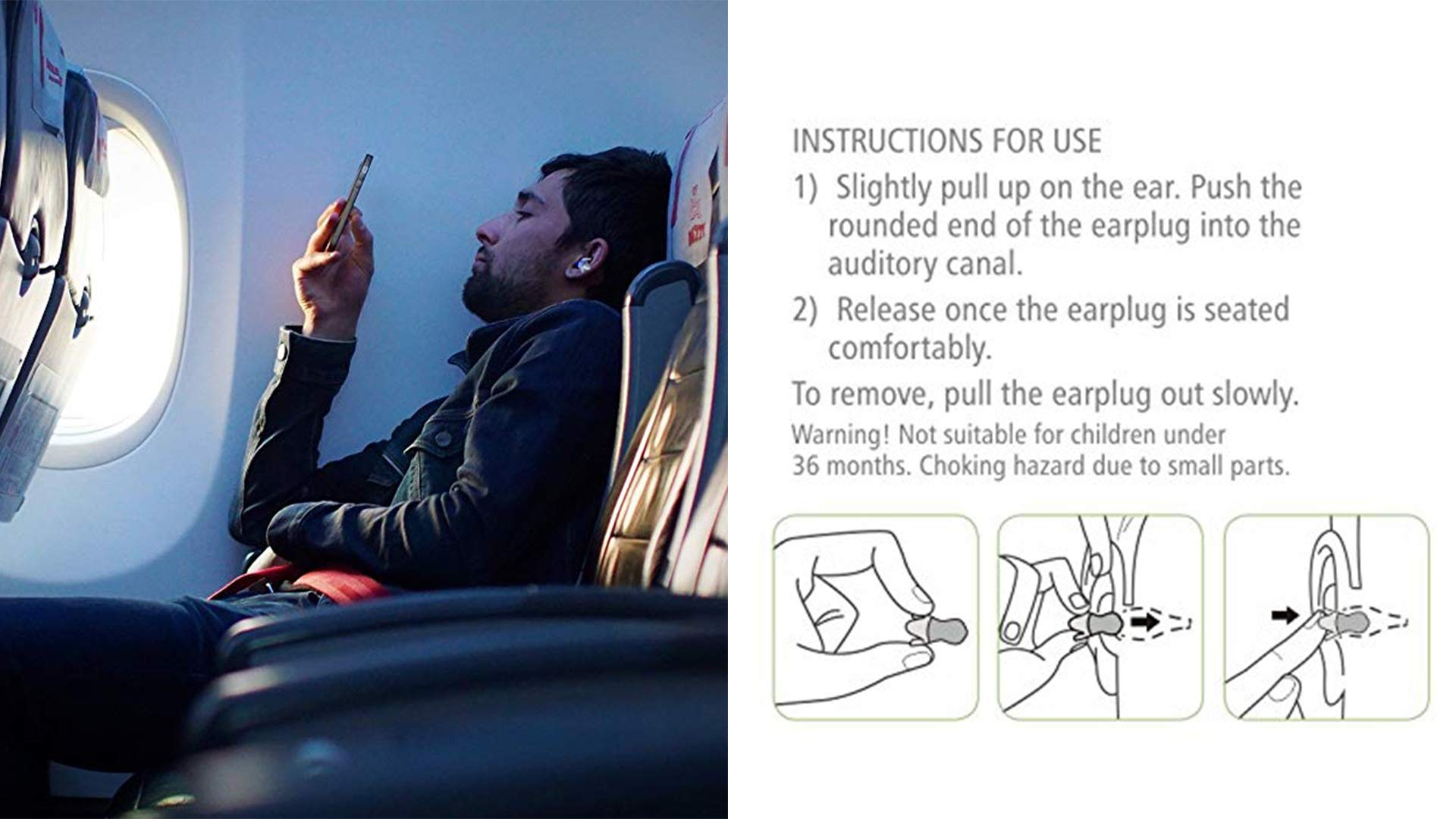 Ear Plugs Comfortable - Hearing Protection Sleeping Swimming Concert Shutting - Earplugs for Kids and Adults Noise Cancelling - Reusable Earplugs High Fidelity by Leggio (Image #6)