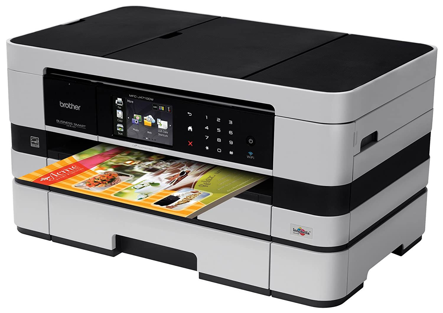 BROTHER MFC-J4710DW PRINTER DRIVERS FOR MAC DOWNLOAD