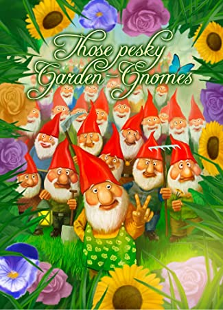 Those Pesky Garden Gnomes Amazon.co.uk Toys \u0026 Games