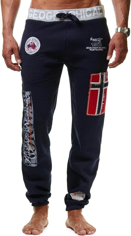Geographical Norway Ike Hombres Pantalones De Jogging Pantal/ón Deportivo Informal