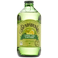 Bundaberg Lemon Lime and Bitters, 12 x 375 Milliliters