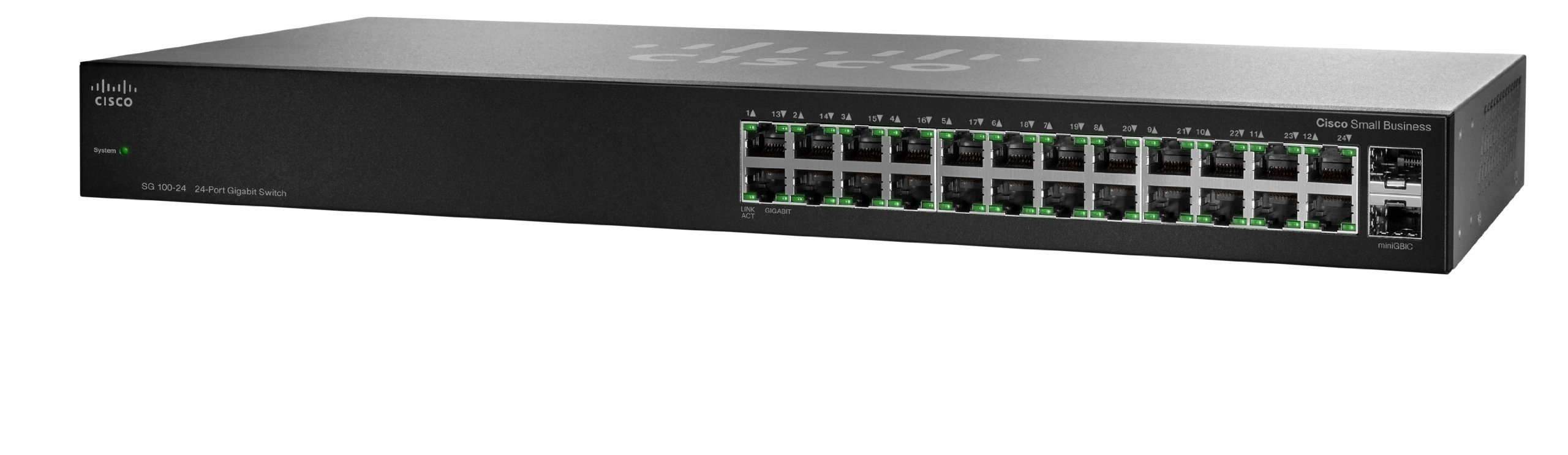Cisco SG10024 24 port Gigabit Switch