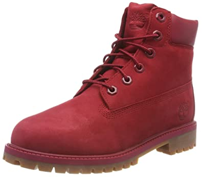 red timberland boots near me