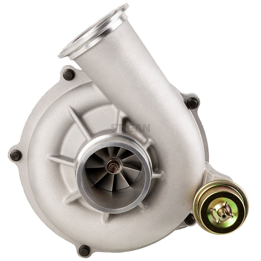 Amazon.com: New Stigan Turbo Turbocharger For Ford Excursion & Super Duty 7.3L PowerStroke - Stigan 847-1013 New: Automotive