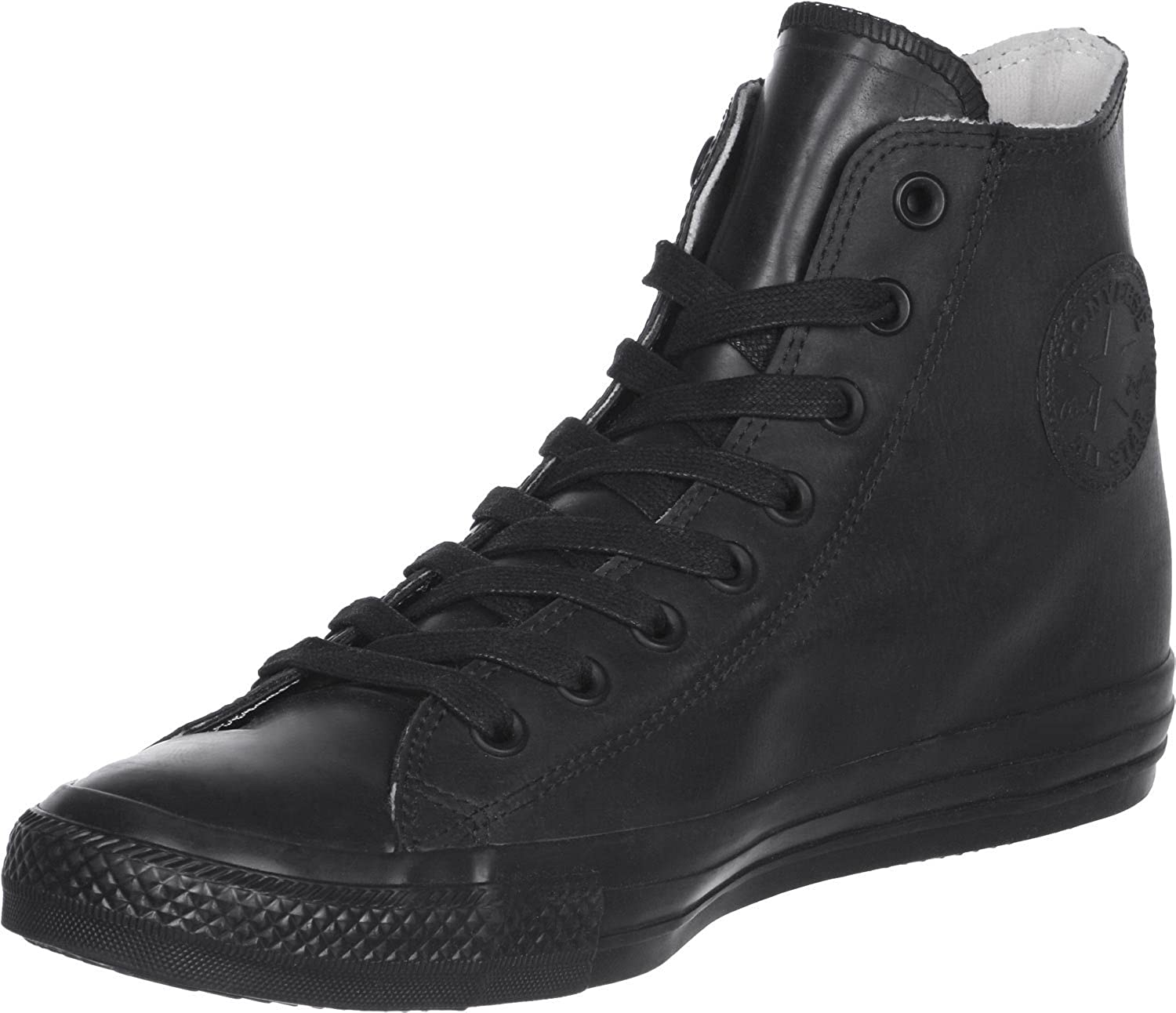 Translated Converse Product Men's Chuck Taylor All Sneakers Hi Leather Star Top